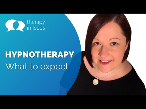 Hypnotherapy - What to Expect