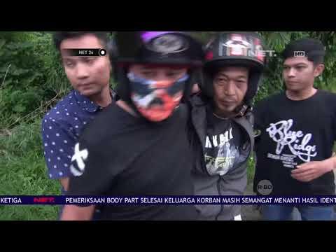 Kasat Narkoba Polres Bukit Tinggi Amankan Pengedar Ganja - NET24