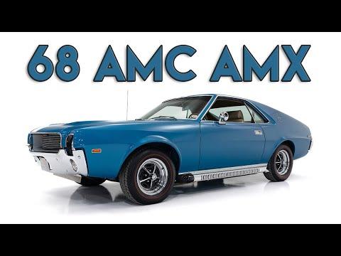 1968 AMC AMX (CC-1322787) for sale in Saint Louis, Missouri