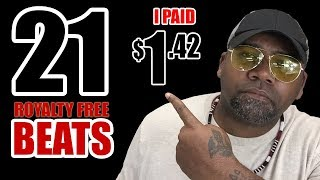 I Paid $1.42 each for 21 Beats
