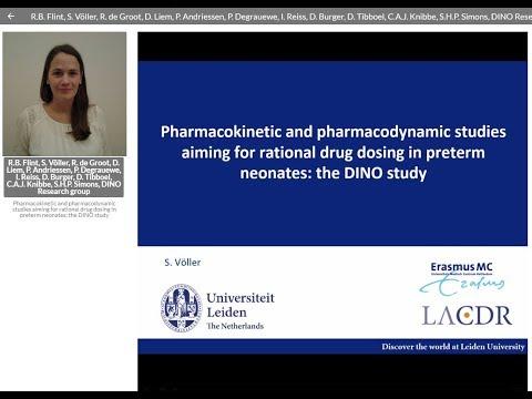 Pharmacokinetic and pharmacodynamic studies aiming for rational drug dosing bd4b0718845
