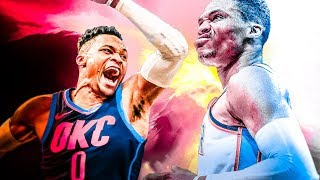 Russell Westbrook - Thunderous Dunks of 2018
