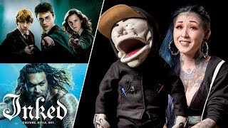 Tattoo Artists React To Movie Tattoos | Tattoo Artists Answer