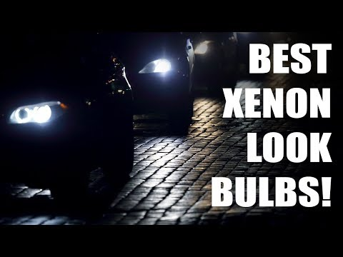 The Best Xenon Look Headlight Bulbs Tested (Halogen)
