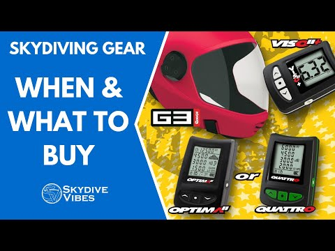 Skydiving Equipment at Best Price in India