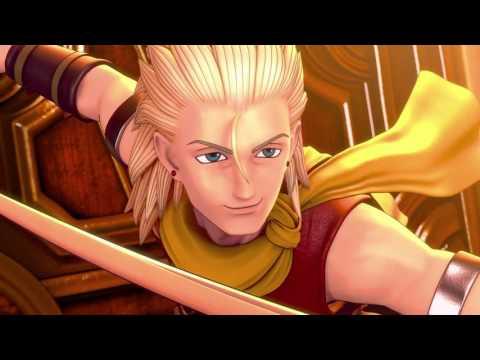 Trailer de Dragon Quest X