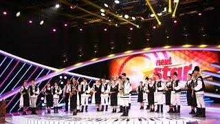 Dansuri populare în finala Next Star! Trupa Tradiții Uiorene impresionează juriul și publicul