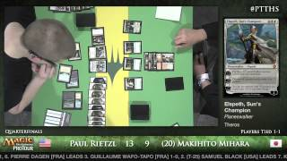 Pro Tour Theros - Standard Quarterfinals