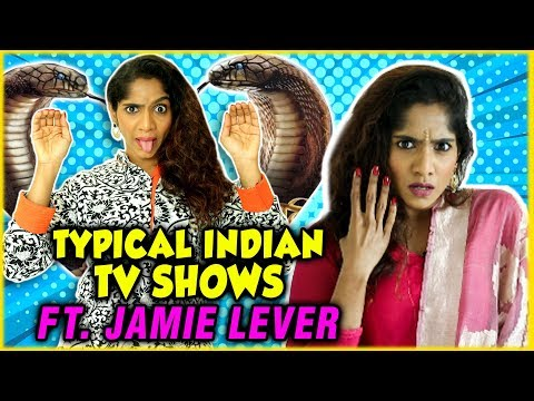 Typical Indian TV Shows ft. Jamie Lever | TellyMasala