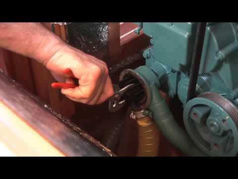 Sostituire la girante del motore