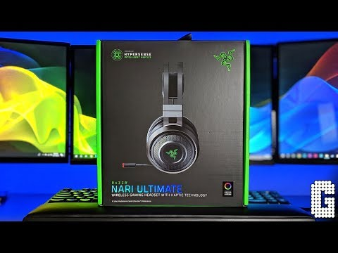 NEW Razer Nari Ultimate REVIEW – So Much BASS!