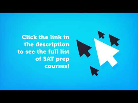 The Best SAT Prep Courses In 2020 - YouTube