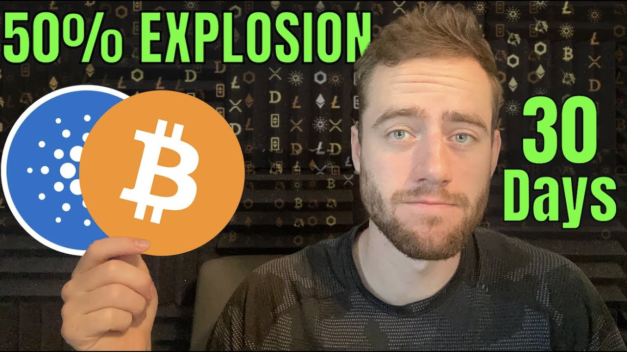 50% Surge Coming This Month! U.S. Does Not Intend On Banning Crypto! thumbnail