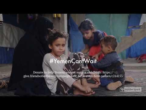 Five reasons why #YemenCantWait