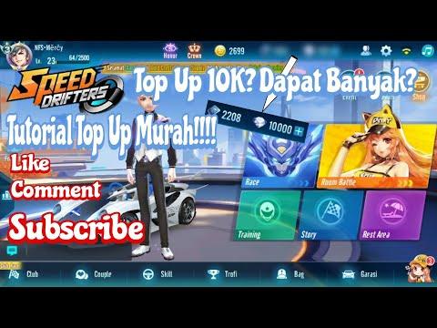 DAPET BANYAK MOBIL!!, TUTORIAL TOP UP MURAH, - GARENA SPEED  DRIFTERS