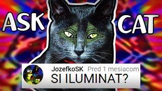 MAČKA JACKIE ODPOVEDÁ NA VAŠE DIVNÉ OTÁZKY! | Mačka Jackie