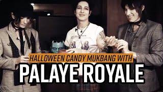Halloween Candy Mukbang With Palaye Royale | Hot Topic