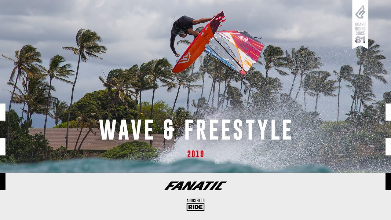 Fanatic Highlights Wave & Freestyle Range 2019