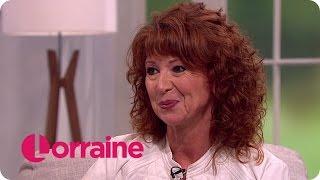 """Interview dans """"Lorraine"""" sur son futur rôle dans Eastenders (28.08.2015)"""