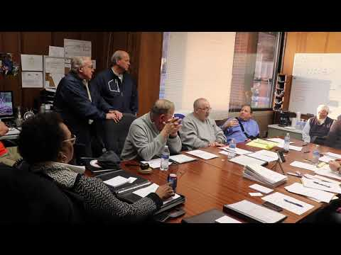 Mon Valley Sewage Authority Meeting 03-11-2019