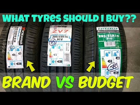 Cheap Tyres Compared to Known Brand Tyres - Honest Review