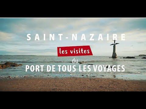 David G.Heinz dans le film de promotion du Port de tous les voyages
