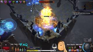 Path of Exile Ascendancy: The Labyrinth - The Hunt for