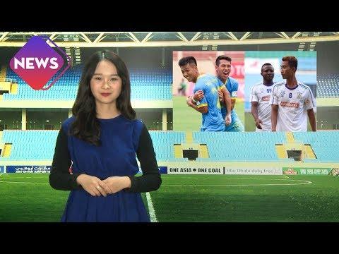 VFF NEWS SỐ 75   U23 Việt Nam gặp lại U23 Thái Lan, Sanna Khánh Hòa đại thắng trên đất Campuchia