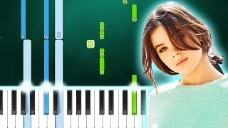 Hailee Steinfeld - Afterlife (Piano Tutorial) By MUSICHELP