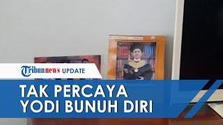 Tak Percaya Yodi Prabowo Bunuh Diri, Keluarga Beri Bukti dari 'Orang Pintar', Ini Kata Polisi