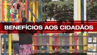 BENEFÍCIOS AOS CIDADÃOS