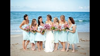 Beautiful Beach Wedding Dresses
