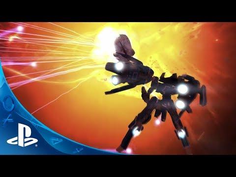 Strike Suit Zero: Director's Cut -- Announcement Trailer thumbnail