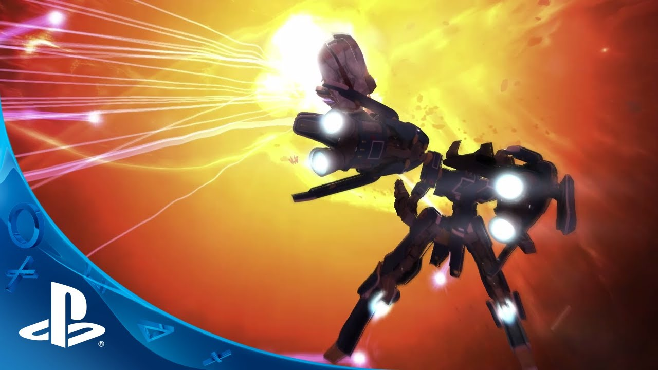 Strike Suit Zero: Director's Cut Coming to PS4 This Month