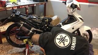 Yamaha Crypton-X 135 Γενικό Service