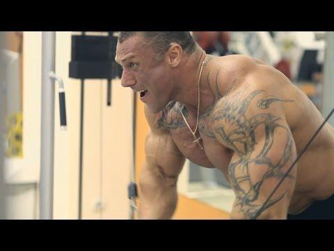 Trening mięśni raz w tygodniu