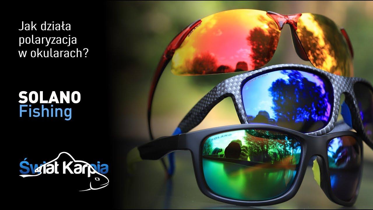 Solano Fishing - okulary polaryzacyjne