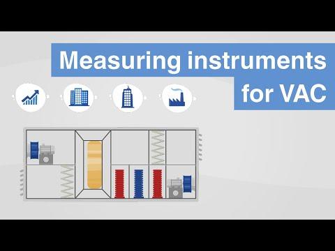 Strumenti per la ventilazione e il condizionamento   Monitoraggio secondo la direttiva 2009/125/CE
