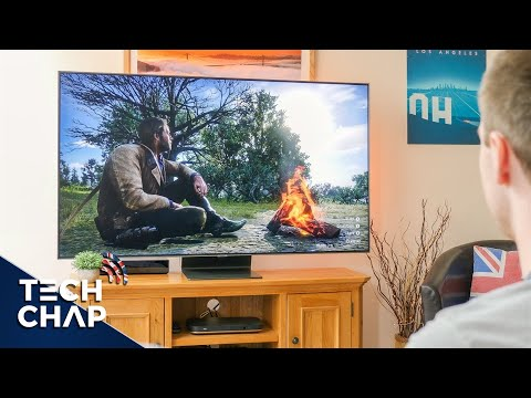 The BEST Gaming TV 2019? [4K 120hz HDR FreeSync 2!] 🎮   The Tech Chap