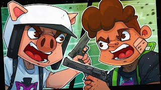 Wildcat & I Play With Each Other In The Bathroom (Gunfight) - COD Modern Warfare