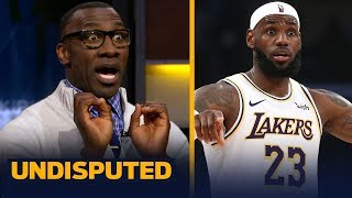Skip and Shannon react to LeBron James being ranked 3rd best leader by NBA GMs | NBA | UNDISPUTED