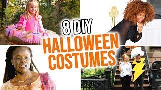 8 DIY Halloween Costume Ideas - HGTV Handmade