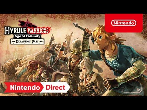 Expansion Pass Announcement Trailer – Nintendo Switch de Hyrule Warriors : L'Ère du Fléau