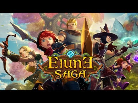 Elune Saga (by GAMEVIL Inc.) - iOS / Android - HD Gameplay Trailer