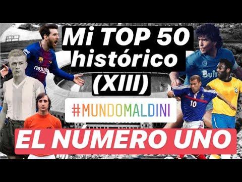 TOP 50 HISTÓRICO. Y EL NÚMERO UNO ES...Disfrutadlo. #MundoMaldini HD Mp4 3GP Video and MP3