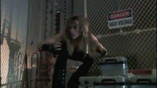 VInV Delia Sheppard electrocuted, Melissa Brasselle shot