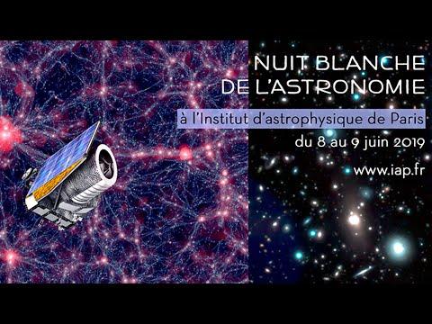 La nuit blanche de l'astronomie #80ansCNRS