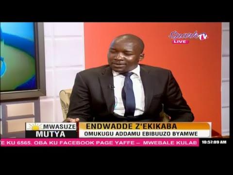 NTV MWASUZE MUTYA | ENDWADDE Z'EKIKABA (Omukugu addamu ebibuuzo byamwe)