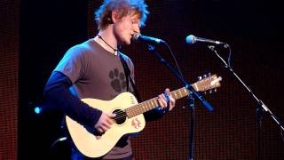 Ed Sheeran - Homeless Live HD (iTunes Festival, Camden, London 08-07-2011)