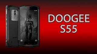 Смартфон DOOGEE S55 4/64GB Orange от компании Cthp - видео 1